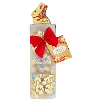Lindt Flower Tube Hollow Figures from Milk Chocolate 178 g