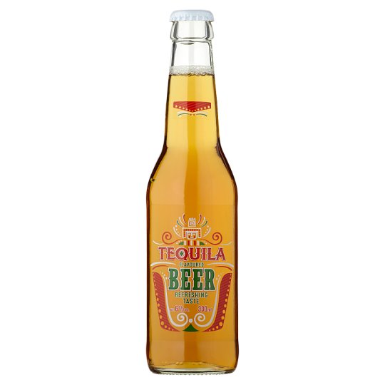 Tequila Flavoured Lager Beer 330 ml