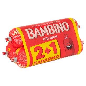 Bambino Roztierateľný tavený syr 3 x 100 g