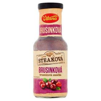 Vitana Steak Cranberry Sauce 250 ml