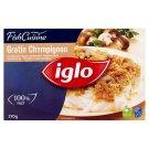 Iglo FishCuisine Šampiňónový gratin 270 g