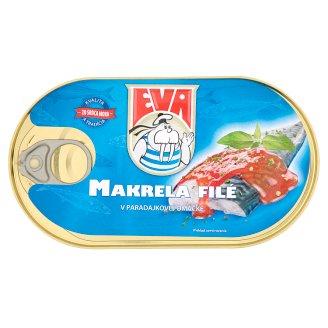 Eva Makrela filé v paradajkovej omáčke 170 g