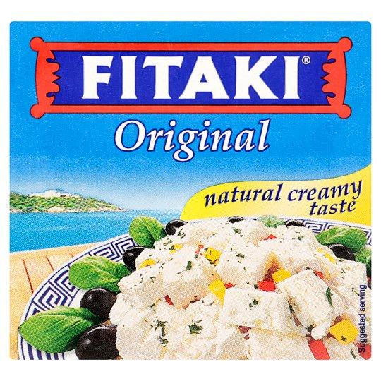 Fitaki Original mäkký polotučný nezrejúci syr 500 g