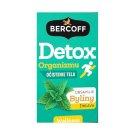 Bercoff Detox organizmu zmes bylín zeleného a čierneho čaju žihľava 20 x 1,5 g