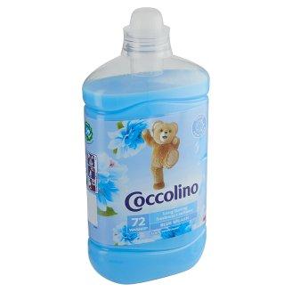 Coccolino Blue Splash koncentrovaný avivážny prípravok 72 praní 1800 ml