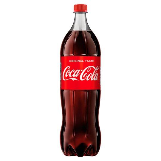 Coca-Cola, 1 l