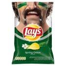 Lay's Vyprážané zemiakové lupienky s príchuťou jarnej cibuľky 77 g