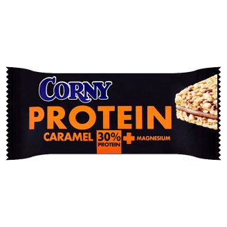 Corny Protein Cereal Protein Bar with Caramel Filling 35 g - Tesco Groceries