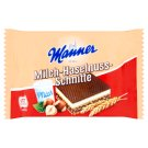 Manner Waffers Filled with Hazelnut and Milk Cream 5 x 25 g