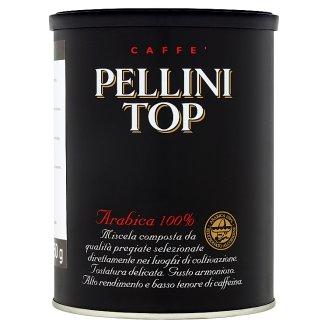 Pellini Top Mletá káva pražená 100% Arabica 250 g