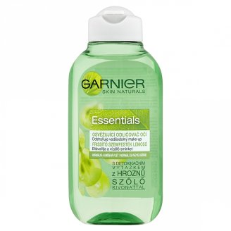 Garnier Skin Naturals Essentials Refreshing Eye Make-Up Remover for Normal and Mixed Skin 125 ml