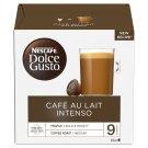 NESCAFÉ Dolce Gusto Café au Lait Intenso - kapsulová káva - 16 kapsúl v balení