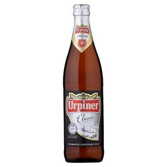 Urpiner Classic 10° pivo výčapné svetlé 500 ml