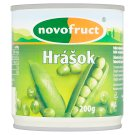 Novofruct Hrášok 200 g