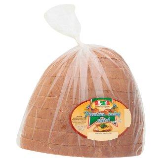 Bageta Pšenično ražný chlieb krájaný 350 g