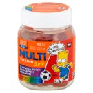 MaxiVita The Simpsons Multivitamin Jellies Dietary Supplement 40 Jellies