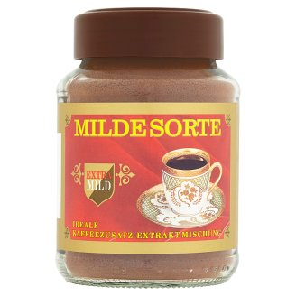 Milde Sorte Instant Extract of Coffee and Coffee Substitutes 100 g