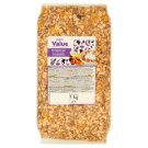 Tesco Value Tropical Muesli Mixture of ereal Flakes and Dried Fruit 1 kg