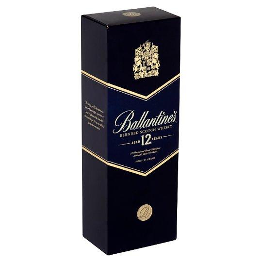Ballantine's 12YO Scotch Whisky 0,7 l