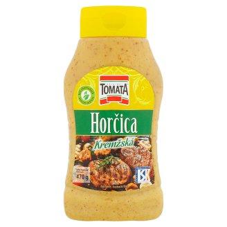 Tomata Horčica kremžská 470 g