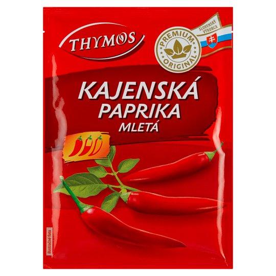 Thymos Kajenská paprika mletá 25 g