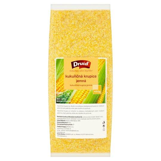 Druid Fine Corn Meal 450 g