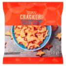 Tesco Crackers Salted with Sesame 50 g