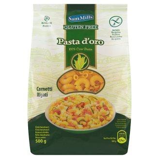 Sam Mills Cornetti Rigati 100% Corn Dried Pasta 500 g