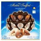 Maître Truffout Morské plody čokoládové pralinky s lieskoorechovou krémovou náplňou 250 g
