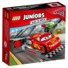 LEGO Juniors Vystreľovač Bleskového McQueena 10730