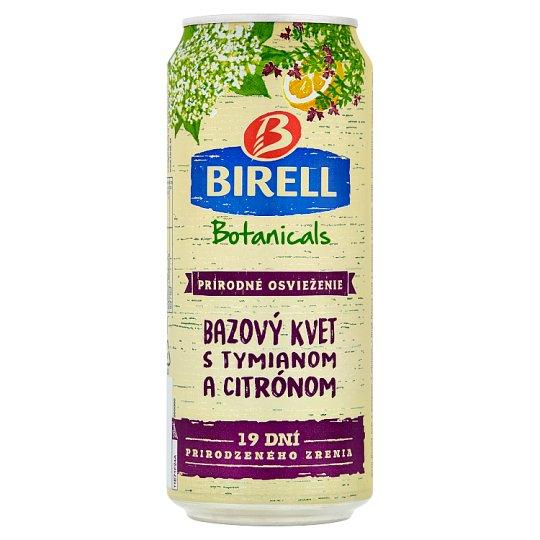 Birell Botanicals Bazový kvet s tymianom a citrónom 0,4 l