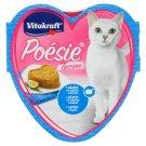 Vitakraft Poésie Terrine + platýz vo vaječnej omelete 85 g