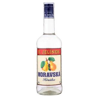 R. JELÍNEK Moravská hruška 40 % 0,5 l