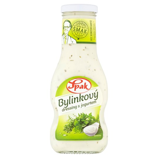 Spak Herbal Dressing with Yoghurt 250 ml