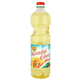 Kunsági Éden Rafined Sunflower Oil 1 l