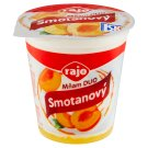 Rajo Mňam Duo Creamy Yoghurt Apricot with Apricot Pieces 145 g