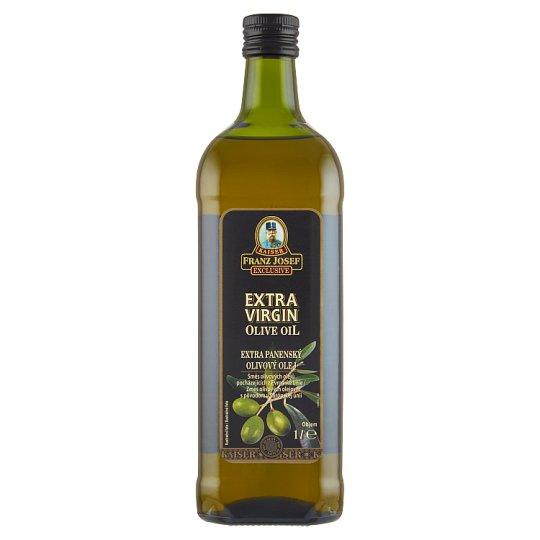Kaiser Franz Josef Exclusive Extra panenský olivový olej 1 l