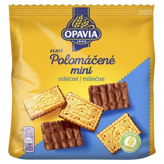 8695cefce Opavia Zlaté Polomáčané mini mliečne 145 g - Tesco Potraviny