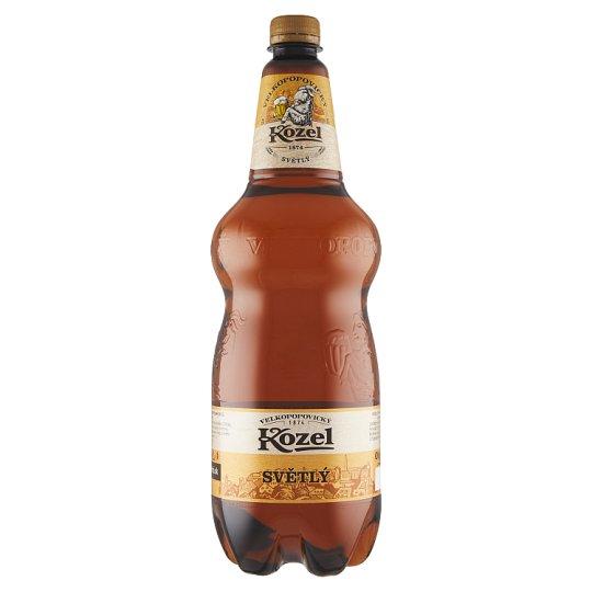 Velkopopovický Kozel 10% Light Beer 1.5 L