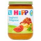 HiPP Bio bolonské špagety 190 g