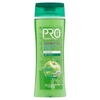 Tesco Pro Formula Apple & mint sprchový gél 250 ml