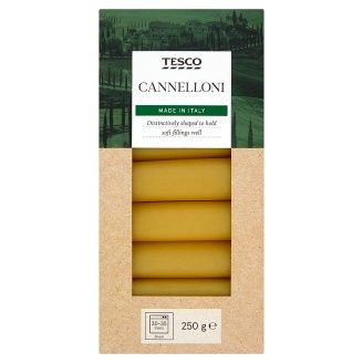 Tesco Cannelloni Wheat Dried Pasta 250 g
