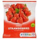Tesco Quick Frozen Strawberries 400 g