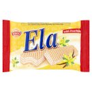 Sedita Ela Wafers with Cream Filling and Vanilla Flavour and Fructose 40 g