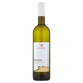 Villa Vino Rača Pressburg Irsai Oliver akostné odrodové víno biele suché 0,75 l