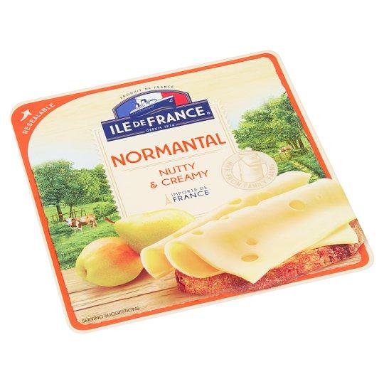 Ile de France Normantal mäkký zrejúci plnotučný syr 100 g