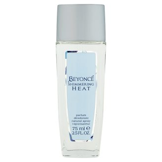Beyoncé Shimmering Heat Parfum Deodorant Natural Spray 75 ml
