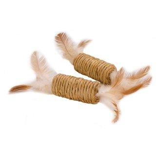 Petface Catkins Valček s perím