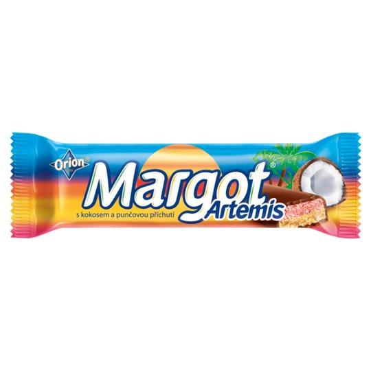 ORION Margot Artemis tyčinka s kokosom a punčovou príchuťou 50 g