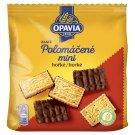 Opavia Zlaté Polomáčané mini horké neplnené sušienky 145 g